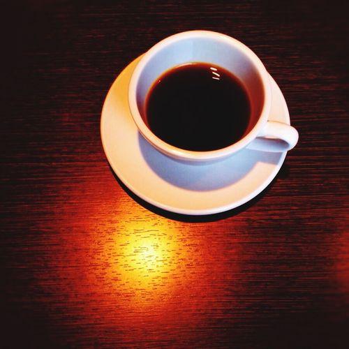 黑咖啡的香醇總是讓人欲罷不能 Drink Coffee 吃吃喝喝 EDP。D 嘎逼