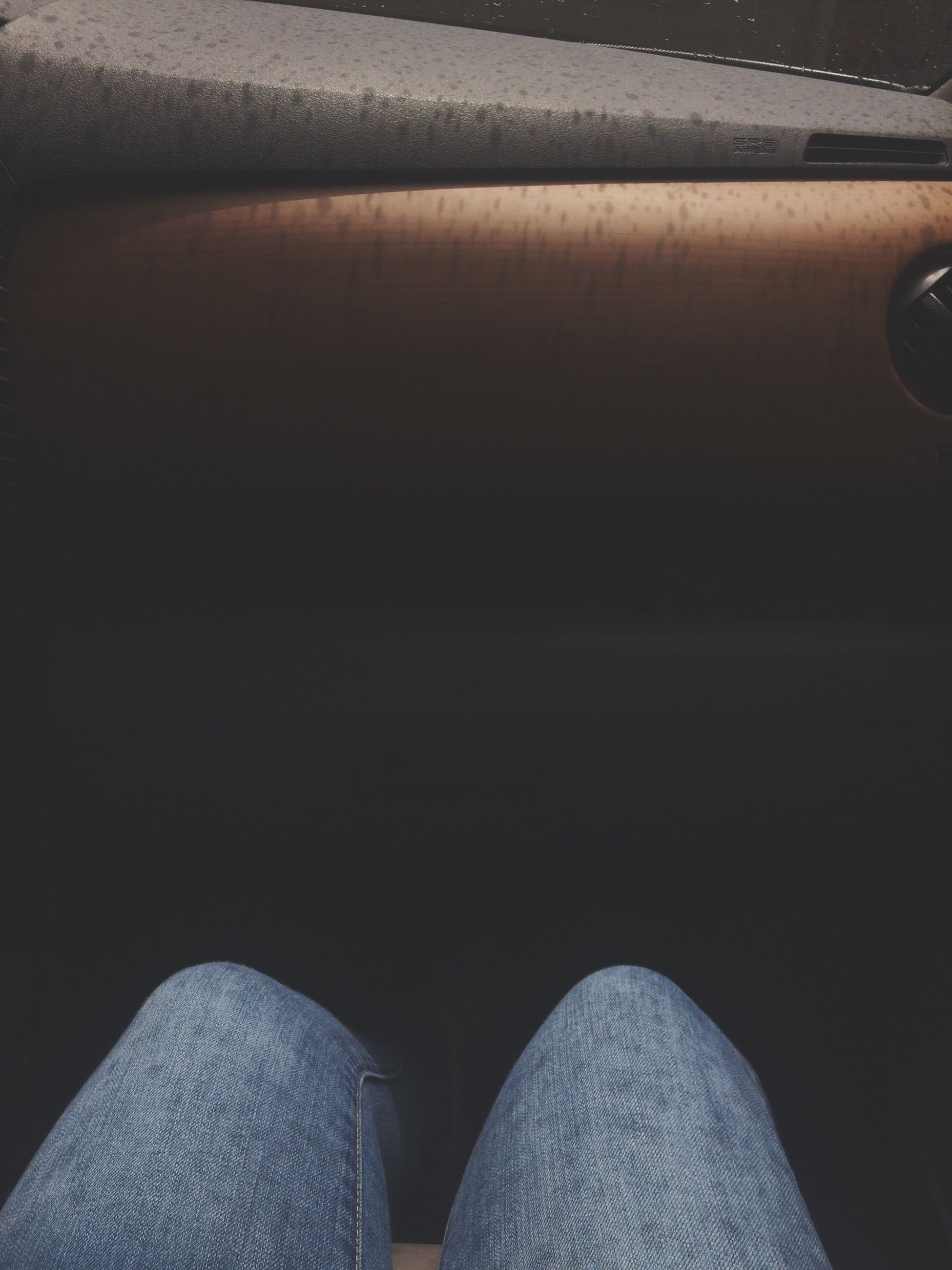 transportation, mode of transport, low section, vehicle interior, person, indoors, land vehicle, personal perspective, part of, car, shoe, close-up, travel, cropped, high angle view, car interior, journey