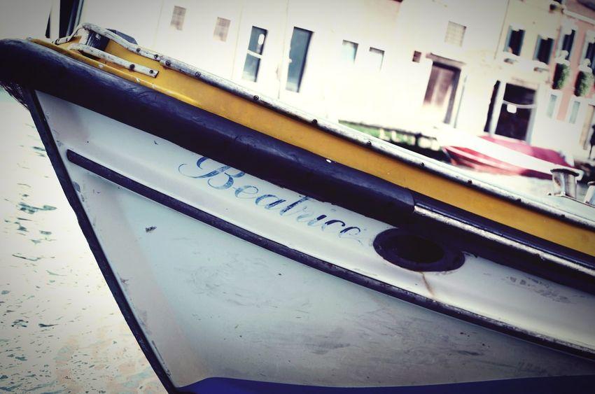 Beatrice Name Myname  Boat Venice Italy Italia Taking Photos Followme