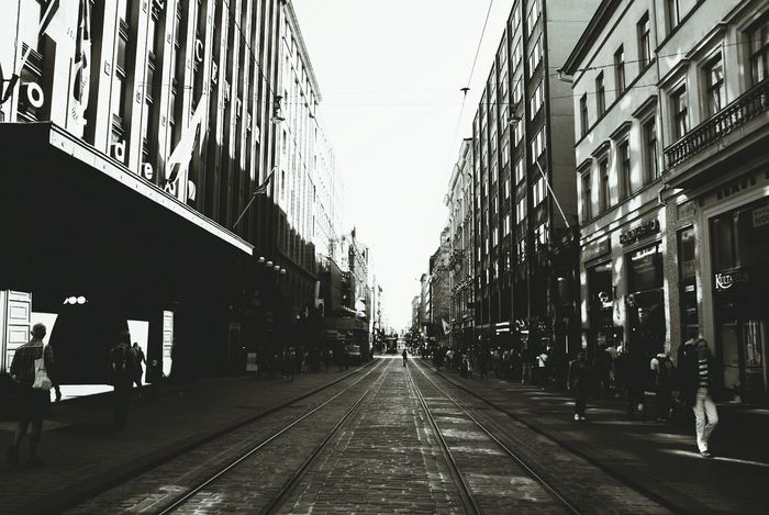 Cityscapes Monochrome Photography Finlandia Finland Helsinki Morning Light City Lights The Tourist EyeEm Eyeem Photography Photography B&w Street Photography Black And White Friday