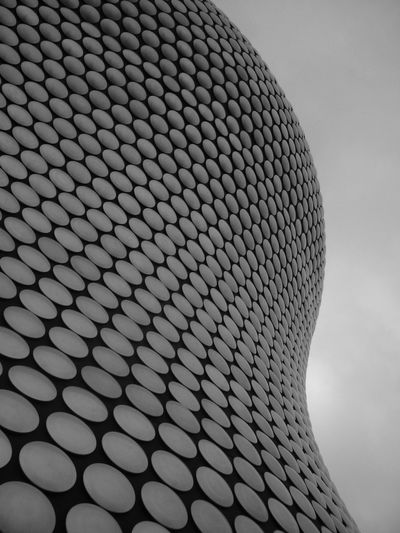 Abstract Birmingham UK Bullring Bullringbirmingham Design Detail Geometric Shape Low Angle View Modern Pattern Selfridges & Co Selfridgesbirmingham Sky Beautifully Organized The Architect - 2018 EyeEm Awards