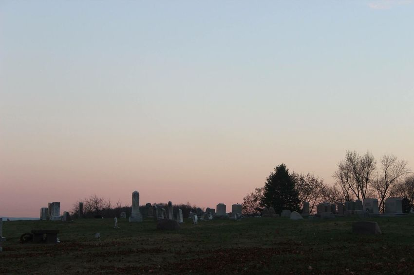 Cemetery_shots Life After Death Cemeteryscape Dawn Of A New Day
