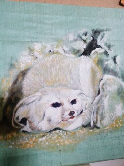 Hello World Check This Out Hanging Out Open Edit For Everyone Eyem Artist My Oil Paint Artwork Oil Paint On Silk EyeEm Animal Lover Smart Simplicity Art Is My Life