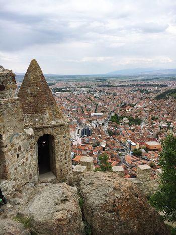 Castle Afyonkarahisar History