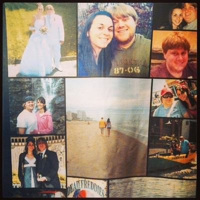 Absolutely love this gift Blanket Amazing Memories Love