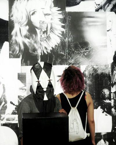 Showcase April masked Themaskswewear