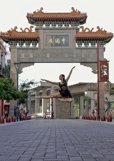 Chinese Ballet