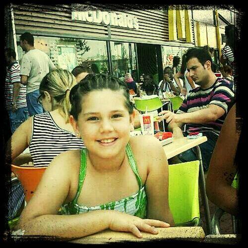 mi princesa, la mas guapa del mundo mundial Teamo♥ Preciosa Barcelona Miniña