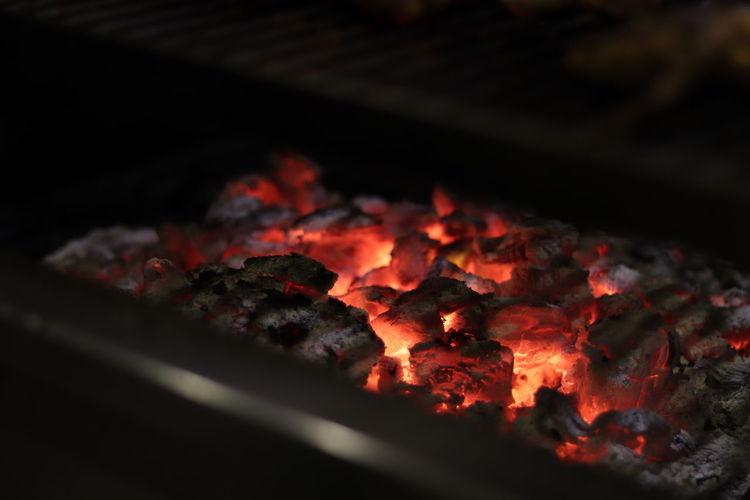 Burning Heat -