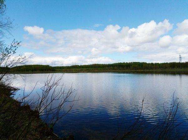 вода Рыбалка нижневартовск ясно день лето выходной