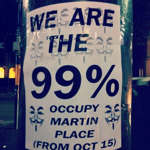 OccupySydney interesting... Still not sure what I think of Occupytogether overall. Good ideas, but vague, very vague.