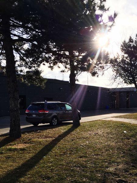Canada Morning Sun