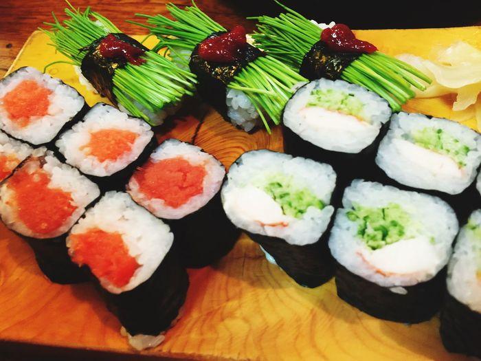中目黒いろは寿司🍣芽ネギ美味しかった〜通おう Sushi Seefood Nakameguro Japan Tokyo Tokyo,Japan Japanese Food 寿司