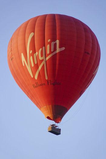 A Virgin hot air balloon flight over the Surrey countryside in Milford, England. England England, UK England🇬🇧 Godalming Hot Air Balloon Hot Air Ballooning Hot Air Balloons Milford Richard Branson Surrey Surrey Countryside Uk Virgin