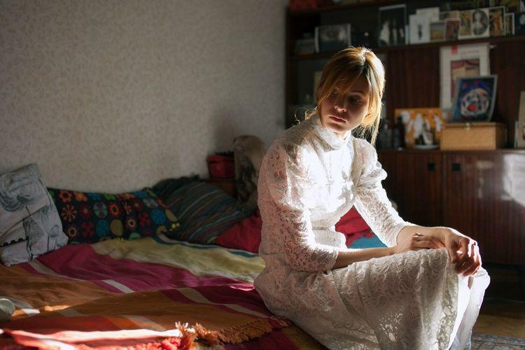 Instagram Len_Tskhay Photographer Krasnodar Photoshoot Photography Girl Portrait
