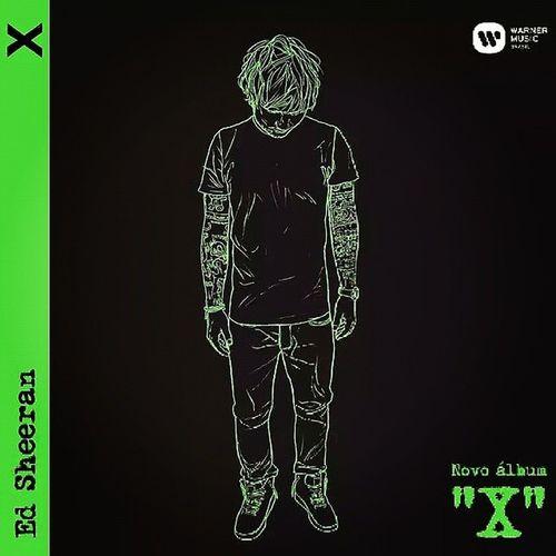 'X' apaixonado por esse álbum. Surpreendentemente Lindo. Multiply Edsheeran
