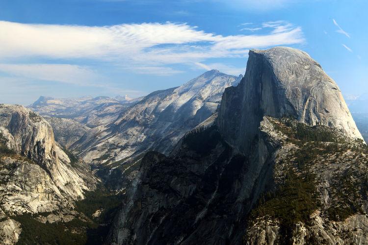 EyeEm Best Shots EyeEm Selects California National Park Nature USA USA Road Trip Yosemite Yosemite National Park Beauty In Nature Day Height High Landscape Mountain Mountain Range Nature No People Outdoors Peak Range Scenery Scenics Sky