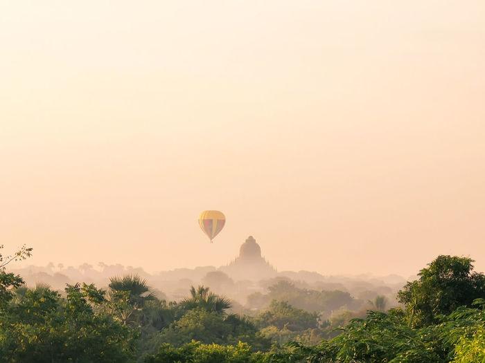 Balloon at bagan