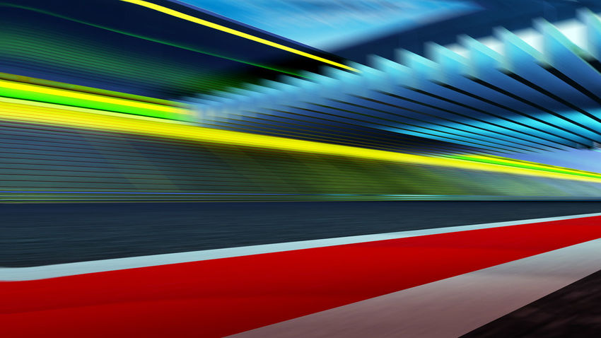 Abstract Architecture Backgrounds Blurred Motion Close-up Communication Day Full Frame Indoors  Mode Of Transportation Motion Multi Colored No People Pattern Red Silver Colored Speed Striped Technology Transportation