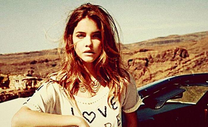 She Is Beauty Barbara Palvin 👧💫