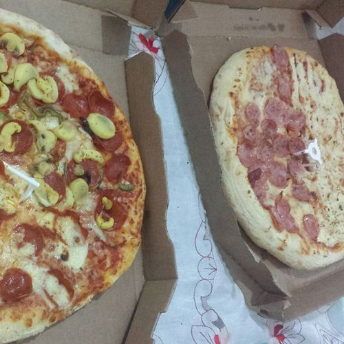 Made with Pixlr porque hoje é terça! Amopizza @dominospizzabrasil