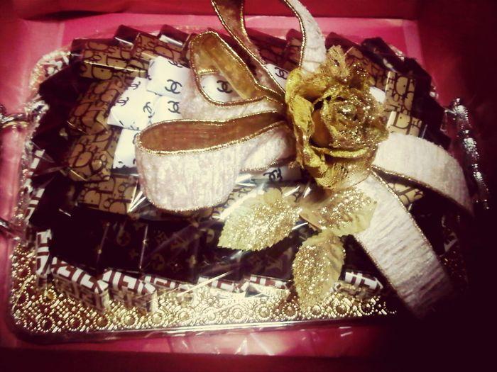 My Branded Chocolates!!