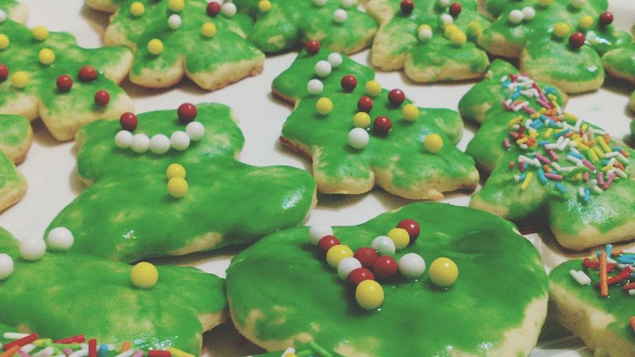 Holiday Desserts Cookies Cooking At Home Albaladejo