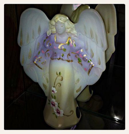 Fenton Glass Collection Knick Knacks My Angel Angel
