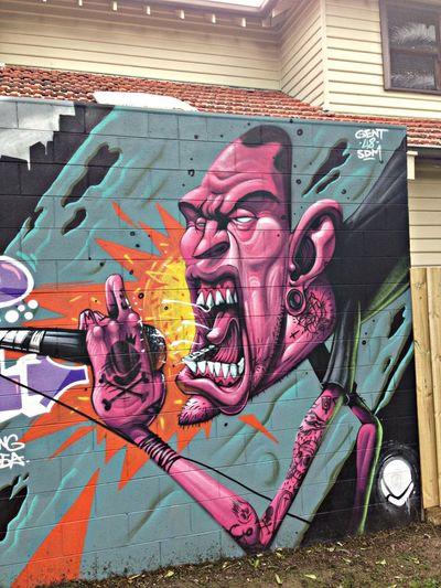 Graffitti Gent48 Rapper !!!