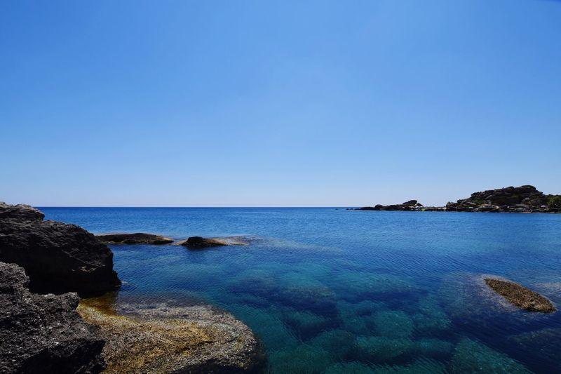 Sea Nature Blue