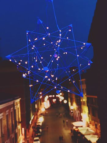 Star light Dettails  Life Vibes Like Lifestyles Luxury Eye Em Select Illuminated Night Lighting Equipment No People Decoration Architecture Built Structure Light Clear Sky City Outdoors Low Angle View Glowing Sky