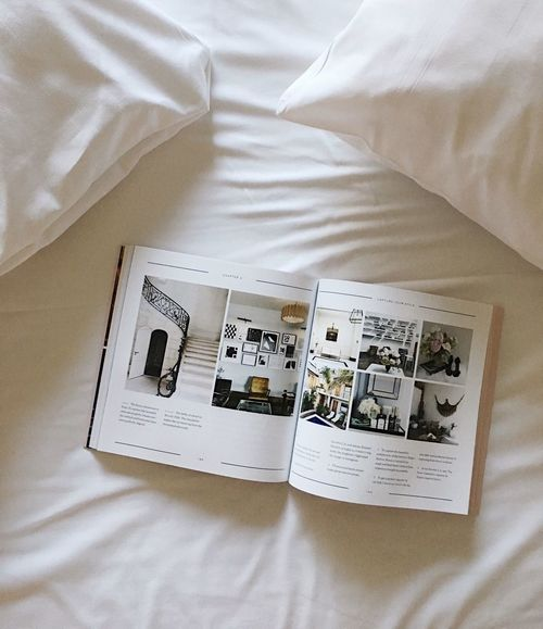 Morning Reading Book Reading