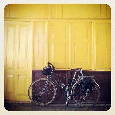 @ Kantang Railway Station Snailbicyclegang Bikeintrang Trang Bicycle