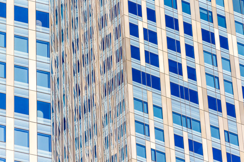 Reflection Abstract Architecture Backgrounds Blue Building Exterior Built Structure Day Futuristic Modern No People Outdoors Pattern Window The Graphic City