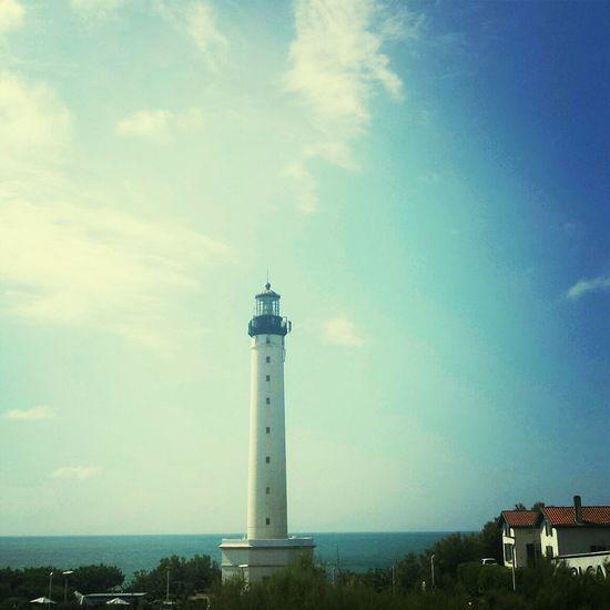 Lighthouse Sea Travel Tourism