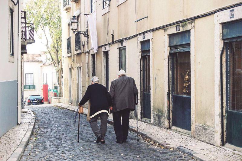 Love in Lisbon