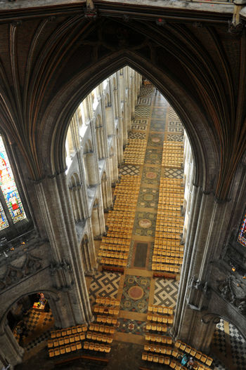 ely cathedral interior Arch Architecture Cathedral Ely Cathedral England Indoors  Inside Interior Interior Design