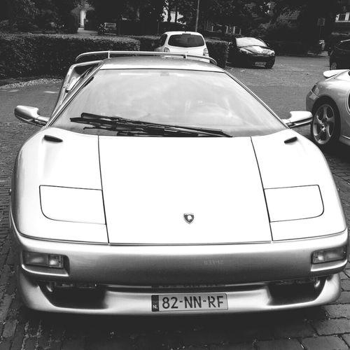 Diablo! Lamborghini Diablo