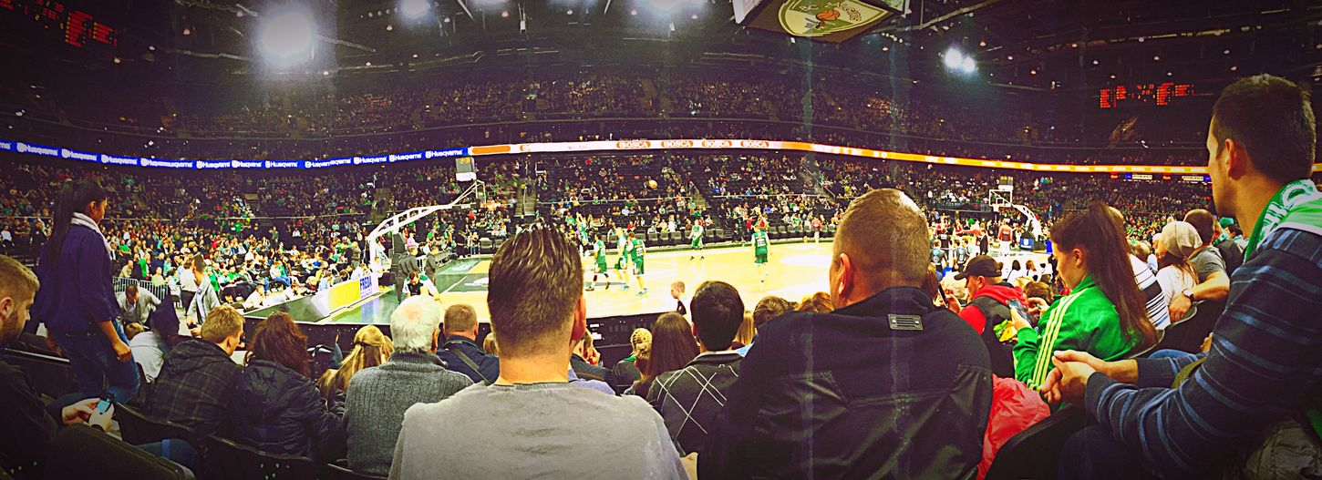 People having good day Basketball Žalgiris First Eyeem Photo