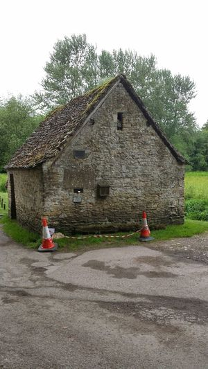 A very old cottage in the Cotswold Arlington Row, Cotswolds built in the 1020 Taking Photos Check This Out Enjoying Life Hello World Hanging Out Relaxing Hi! Exploring New Ground