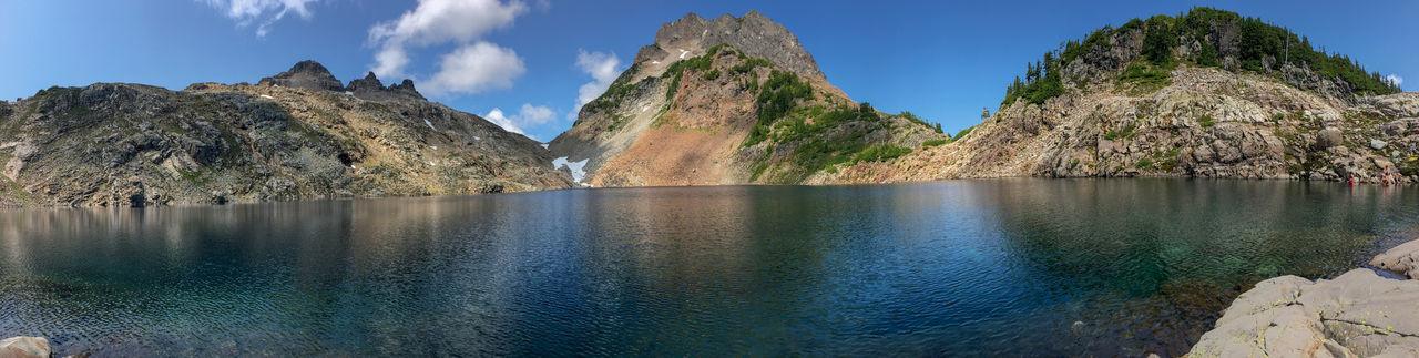 Panorama alpine
