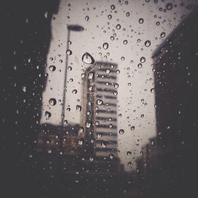 Rainy day Drop Wet Water Rain RainDrop Weather Rainy Season No People Day Umbrella Architecture Grey Outdoors Daylight Built Structure Architecture