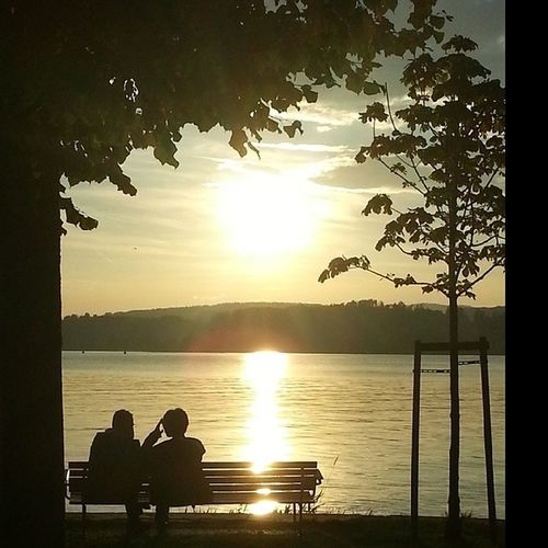 Jetzt, now☀?@ lake zürich Rapperswil Zürisee Nature_perfection Nature_obsession_sunsets