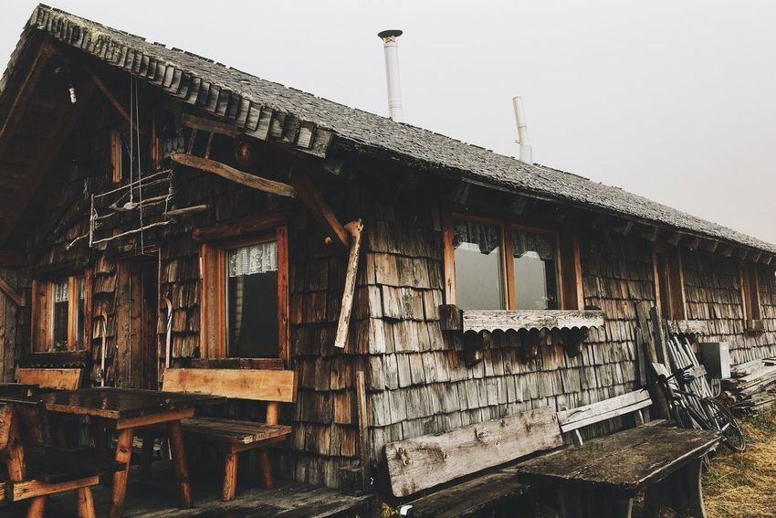 Zunderspitz cabin in the alps Alps Southtyrol  Vscocam VSCO Nature Mountain Mountainlove Naturelovers Outdoors Picoftheday Rainy Days WeLoveNature