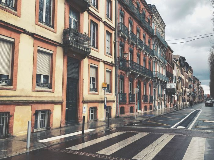 Toulouse Toulouse France Toulouse Building Exterior Architecture Transportation Built Structure Outdoors Sky No People