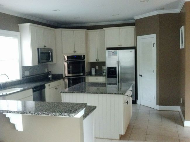 Stainless Steel  Kitchen Life ImmaculateConception Cleaning Time Modernism