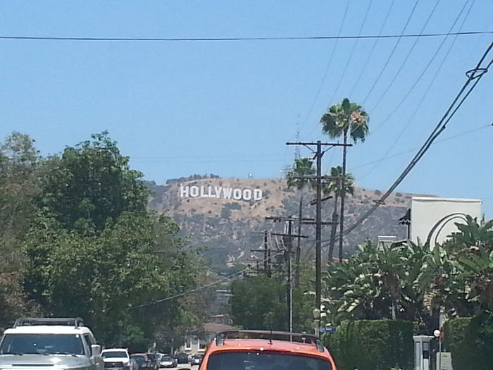 The Following, Everyone Has To Have A Pic Of The Hollywood Sign?