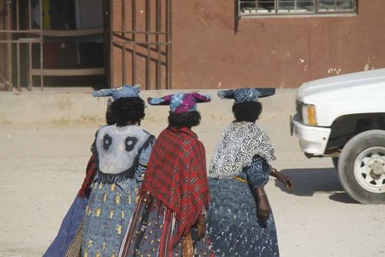 Herero Tribe Herero