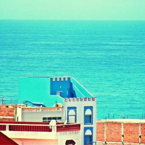 Sea And House First Eyeem Photo