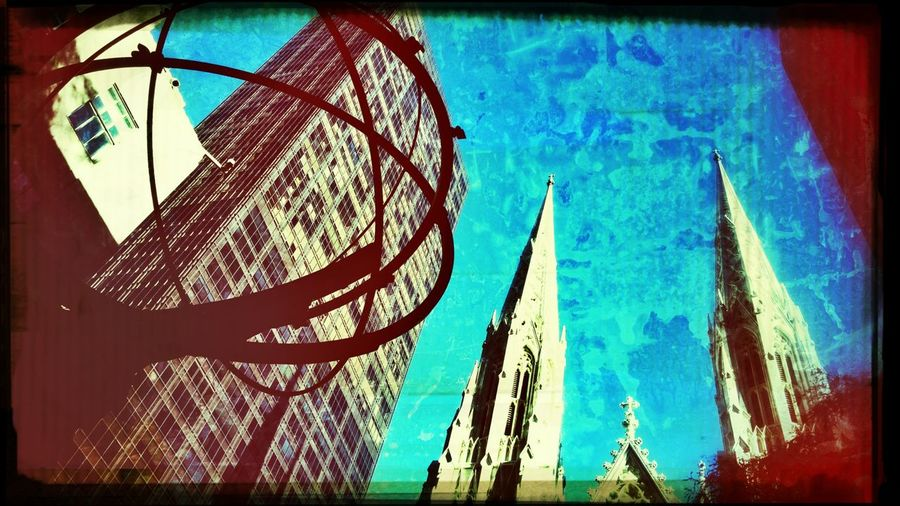 Urban Photography Urban Geometry Manhattan NYC Photography
